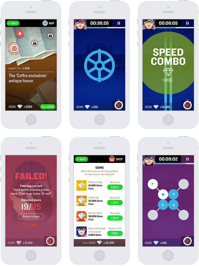 Unlocked! (iOS) 4