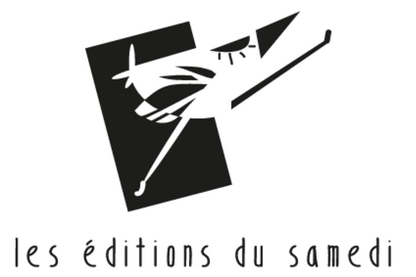 Logo: Les éditions du samedi.    Edición de novelas sobre el tema del viaje. -1