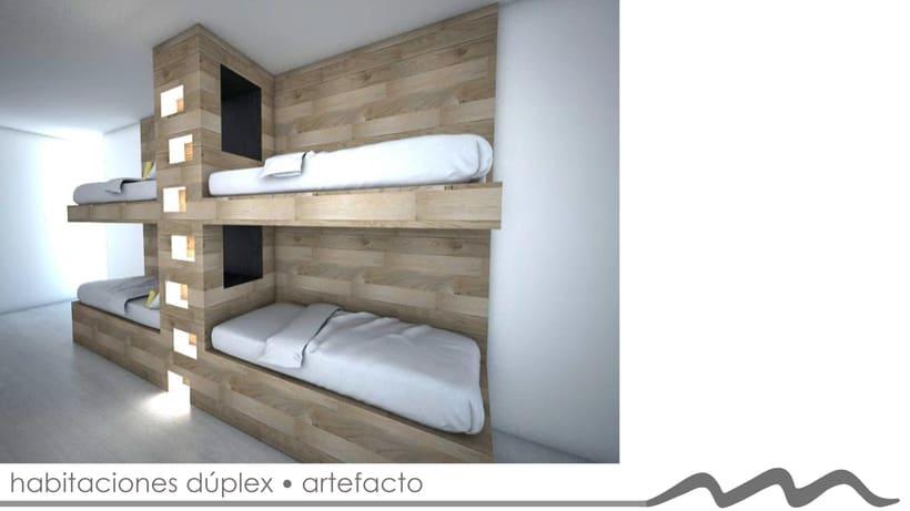 EME hotel (Proyecto Fin de Máster) 36
