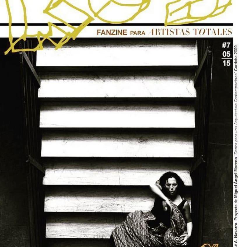 RUS Fanzine para Artistas Totales 4