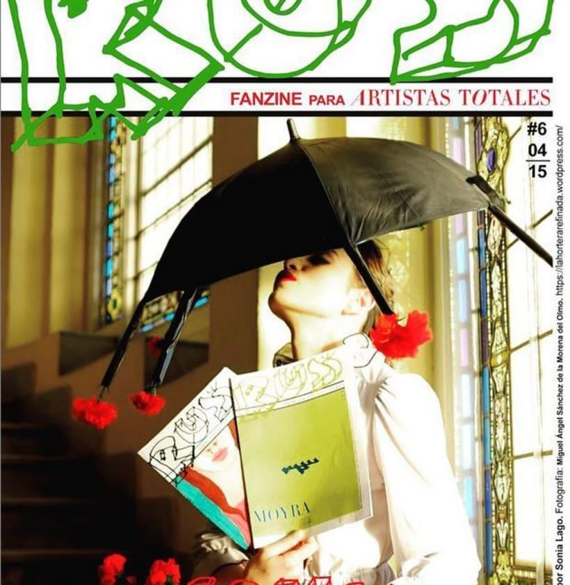 RUS Fanzine para Artistas Totales 5