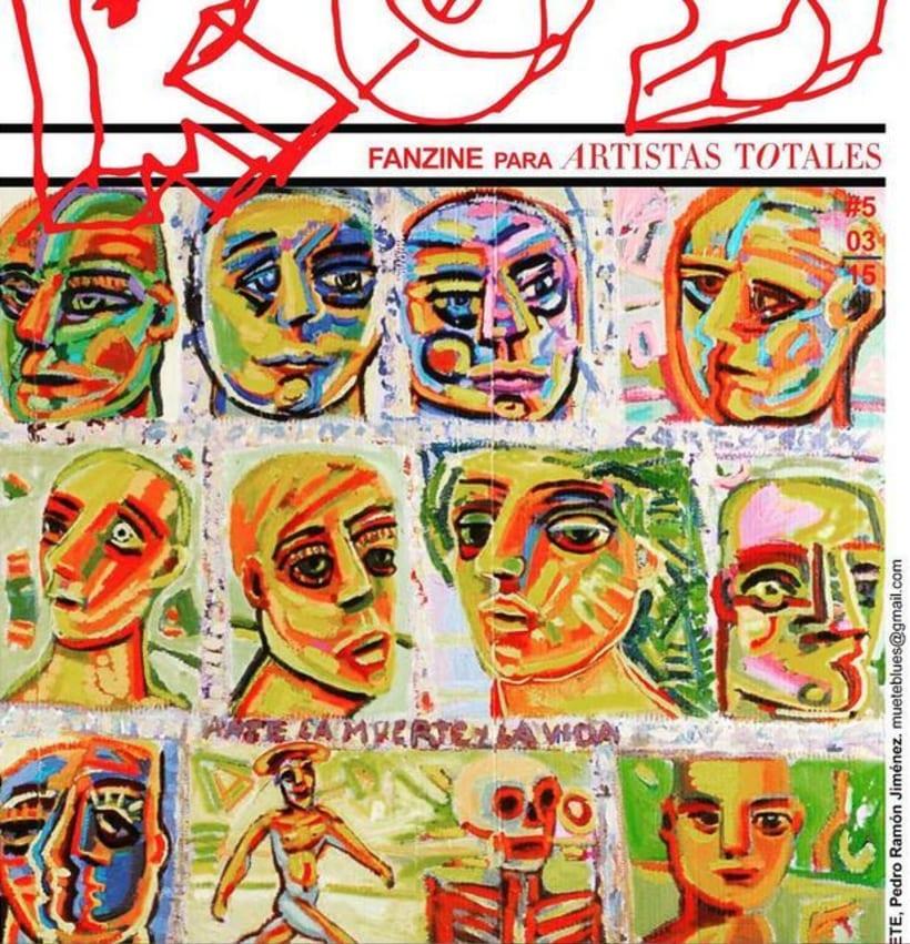 RUS Fanzine para Artistas Totales 6
