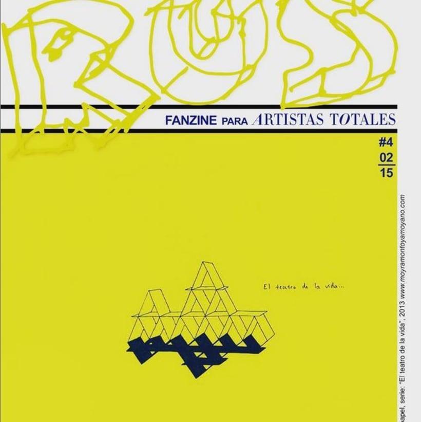RUS Fanzine para Artistas Totales 7