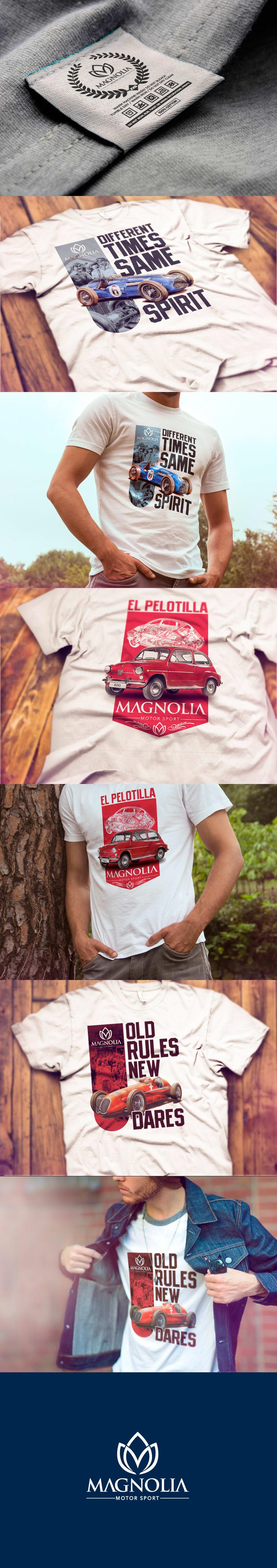 Magnolia T-shirt 0