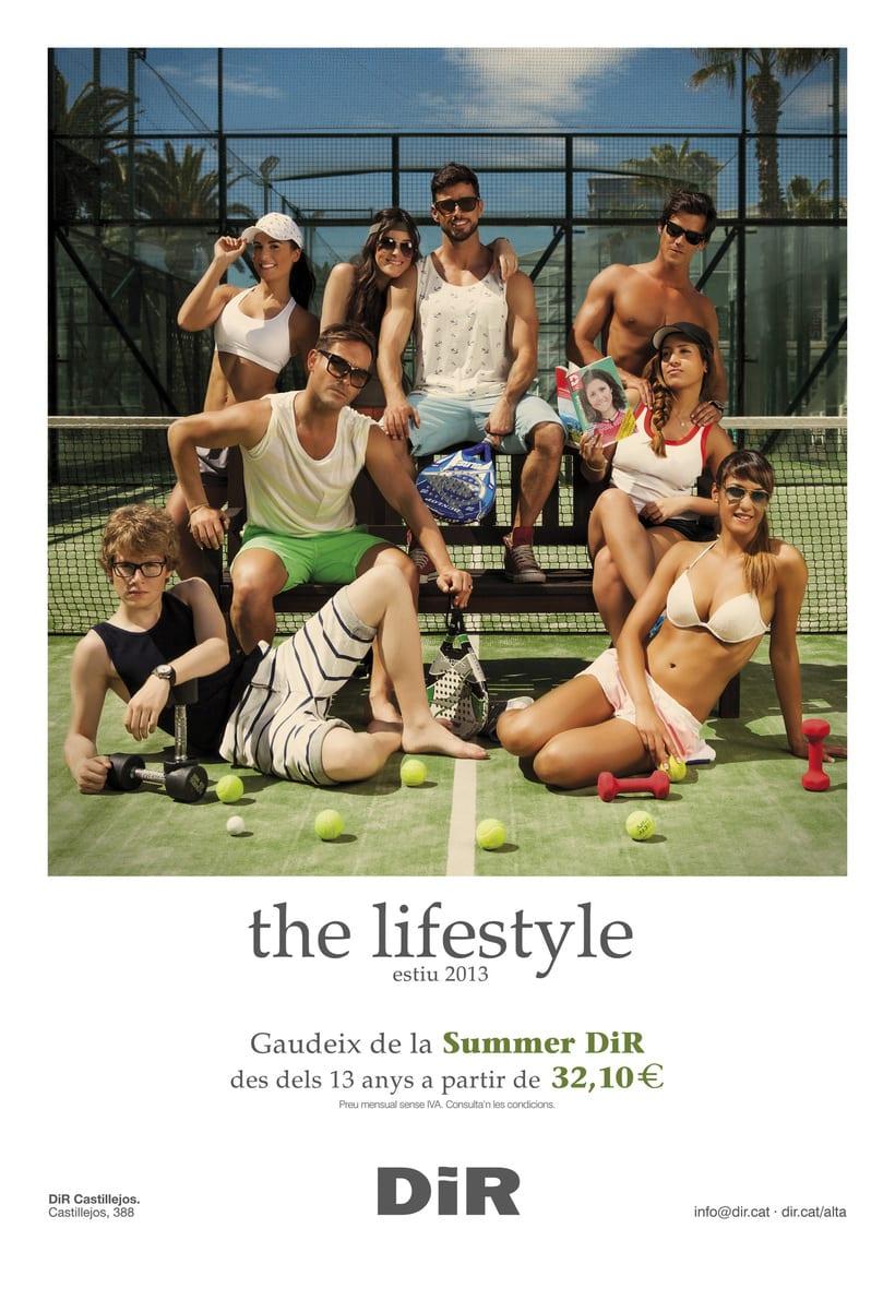 Cartel publicitario Primavera 2013 0
