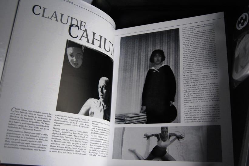 Claude Cahun 1