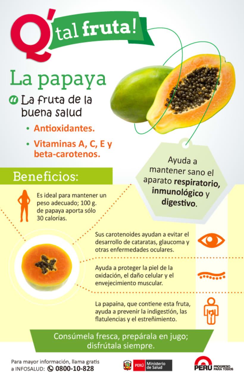 Q' Tal Fruta 7