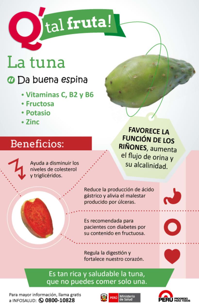 Q' Tal Fruta 10