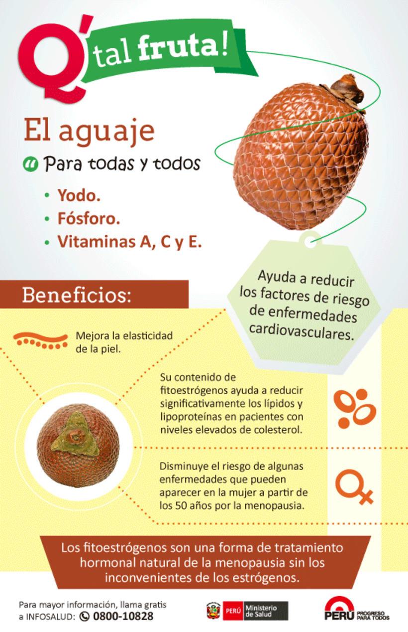 Q' Tal Fruta 12