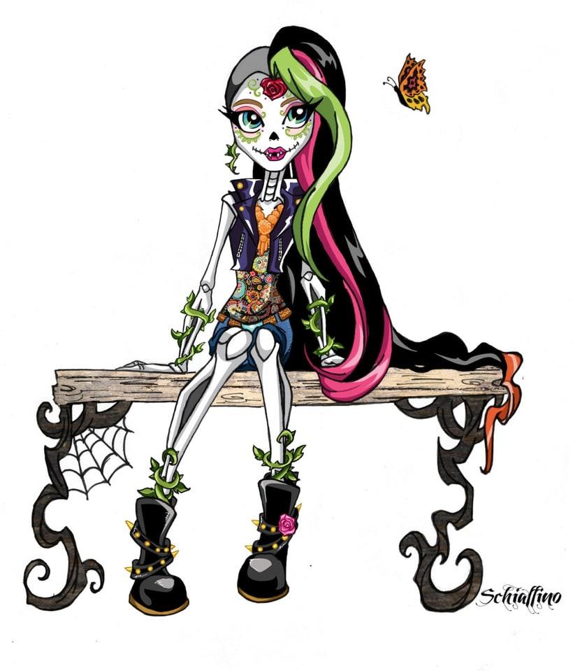 Monster High & Ever After High 2