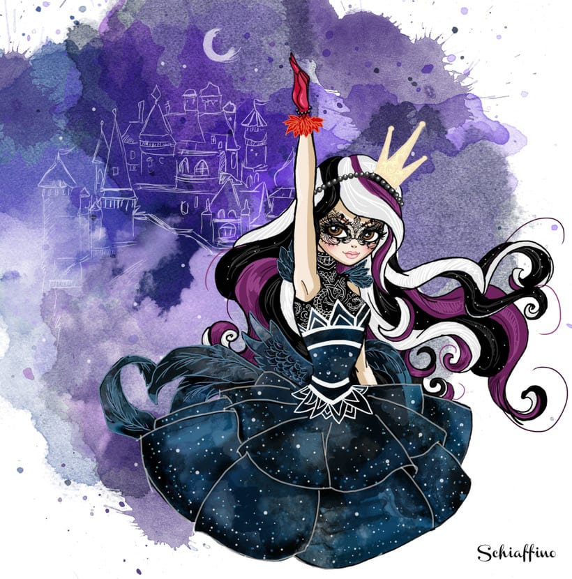 Monster High & Ever After High 19