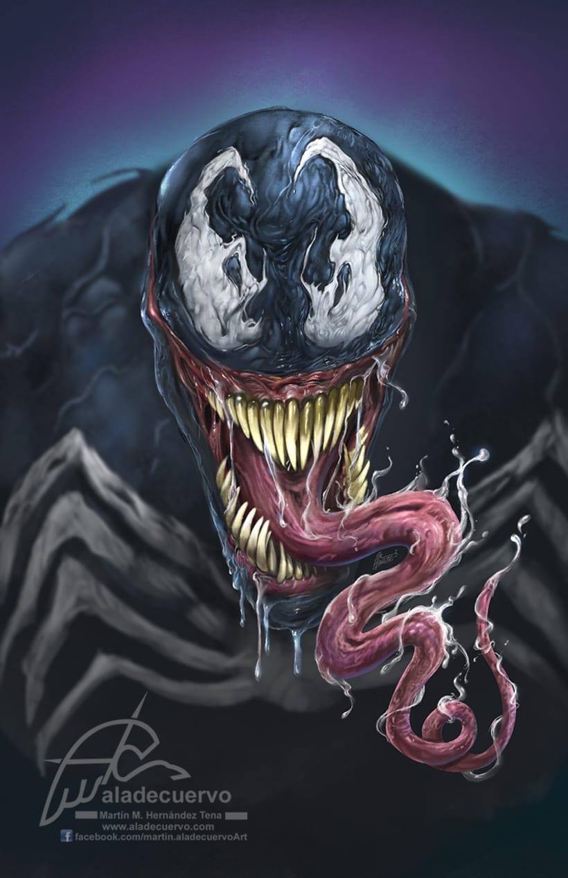 Venom Fanart 0