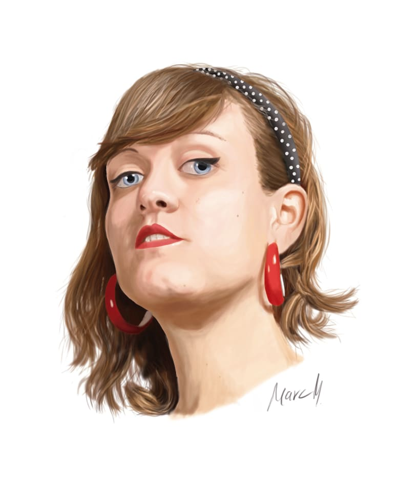 DIGITAL PORTRAIT -1