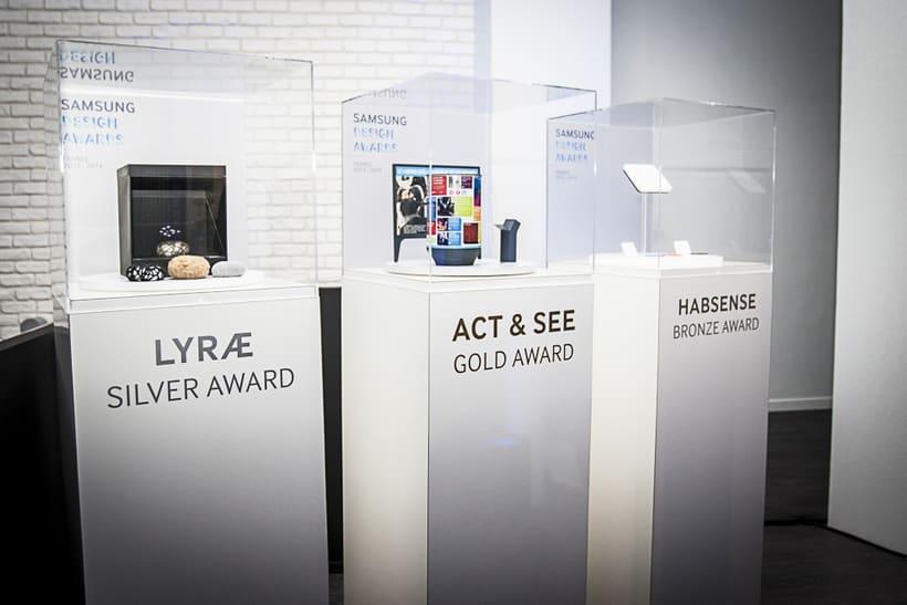 Samsung Design Awards. France 2013 14