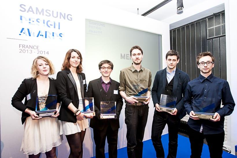 Samsung Design Awards. France 2013 15
