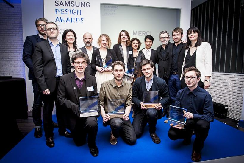 Samsung Design Awards. France 2013 16