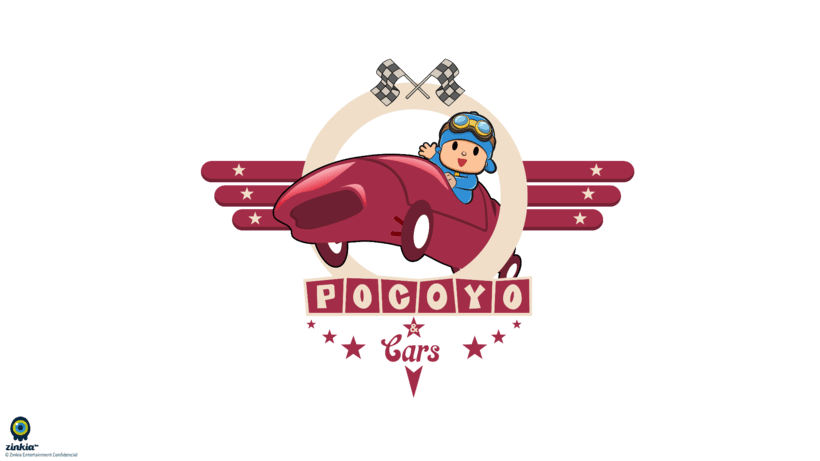 Especial Pocoyo And Cars (Making off) 2