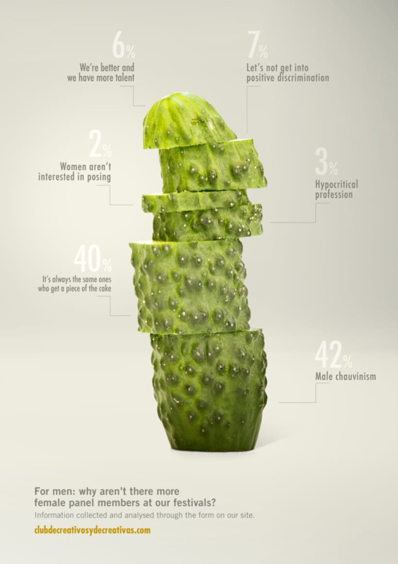 Club de Creativos y de Creativas. Cucumbers and Melons. 10
