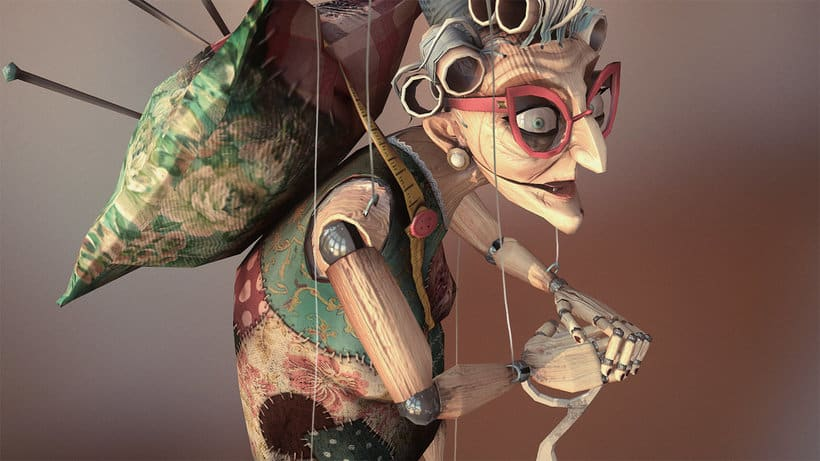 Broken Puppet (Videogame) 9