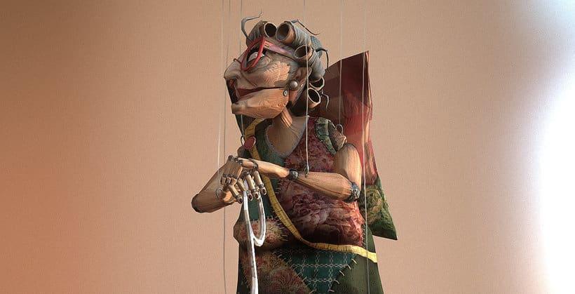 Broken Puppet (Videogame) 10