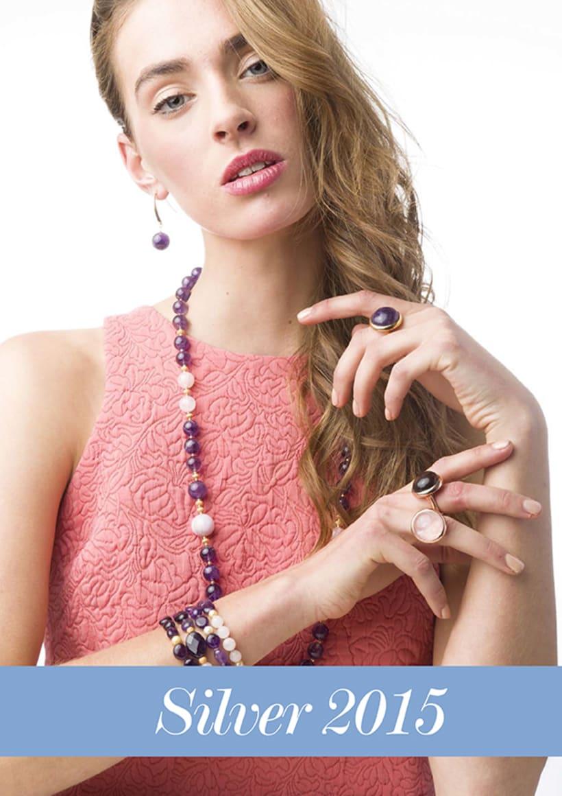 Catálogo N. Colección Spring/Summer 2015 Luxenter 0