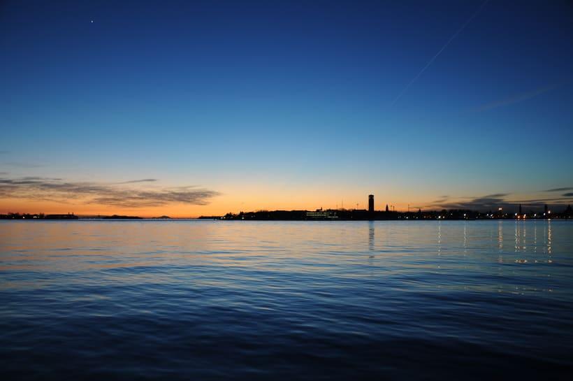 Venezia senza turisti 1