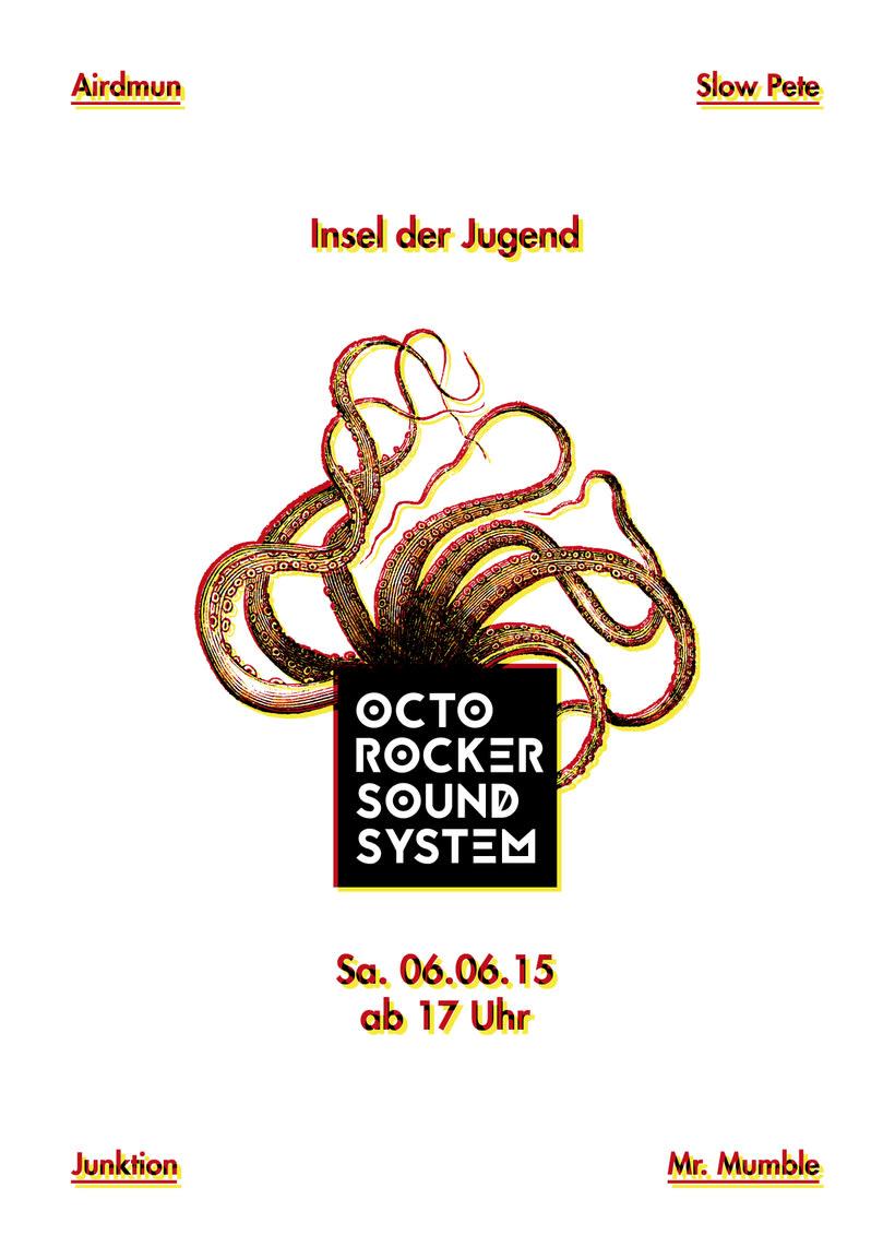 Octorocker Sound System 3