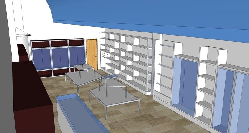 Restyling interior y brand tienda: Zenz regalos -1