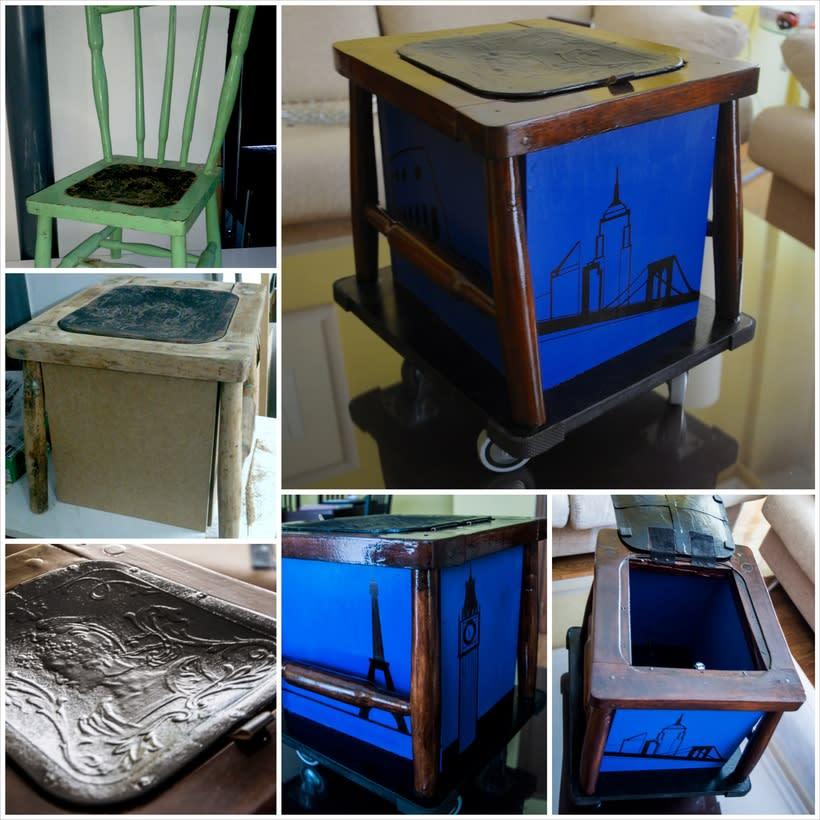 Diseño de mobiliario  1
