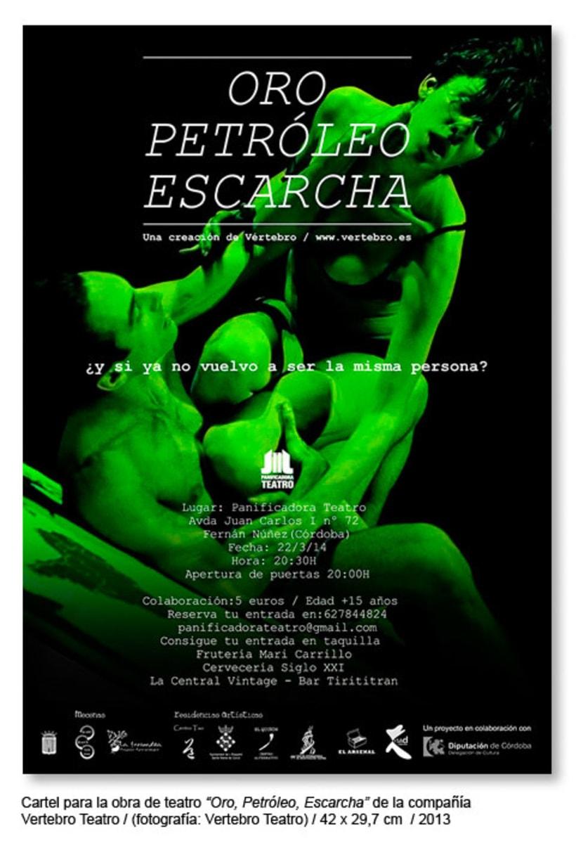 Cartelería 2014 Panificadora Teatro 4