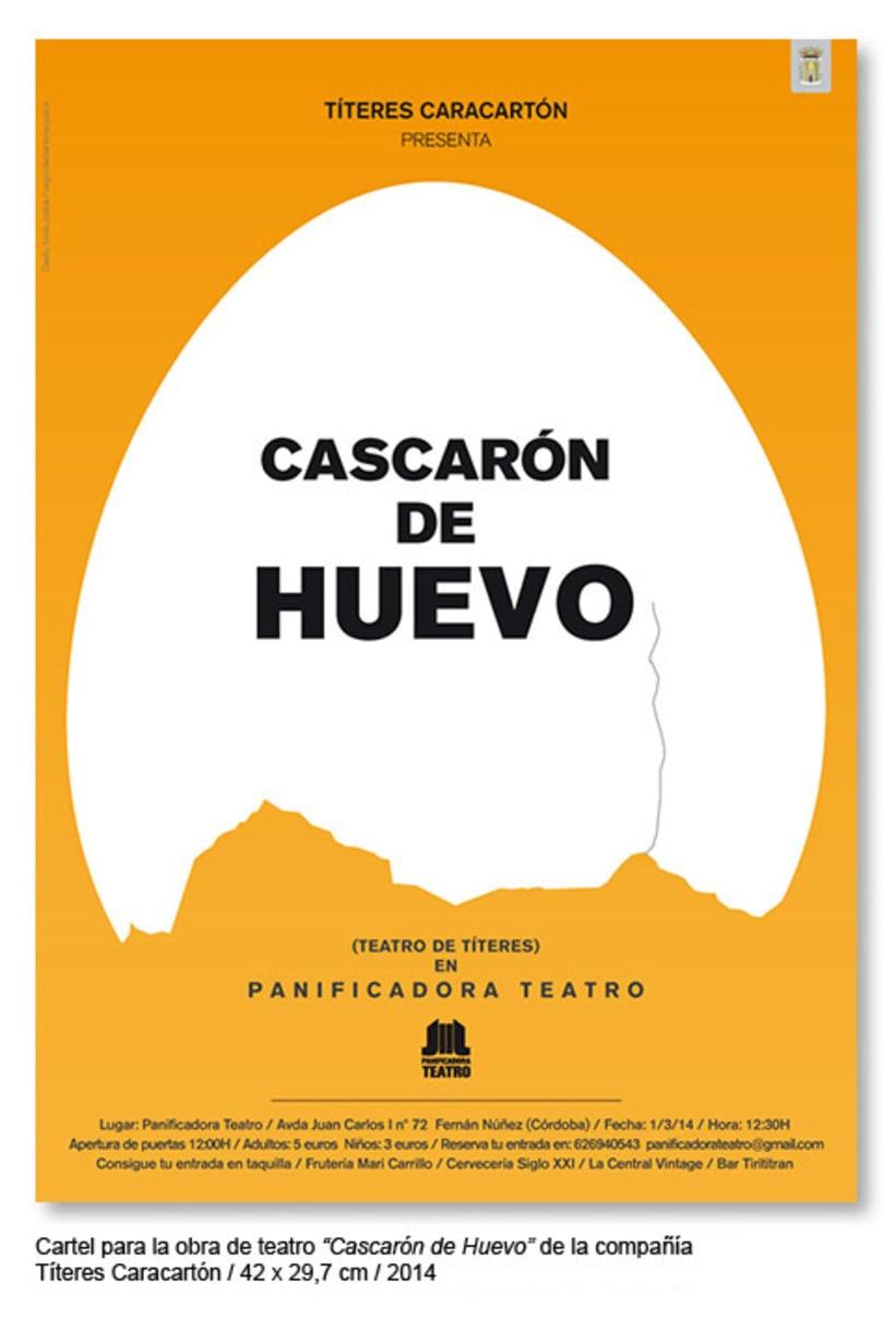 Cartelería 2014 Panificadora Teatro 6