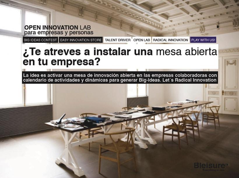 Open Innovation Lab 1