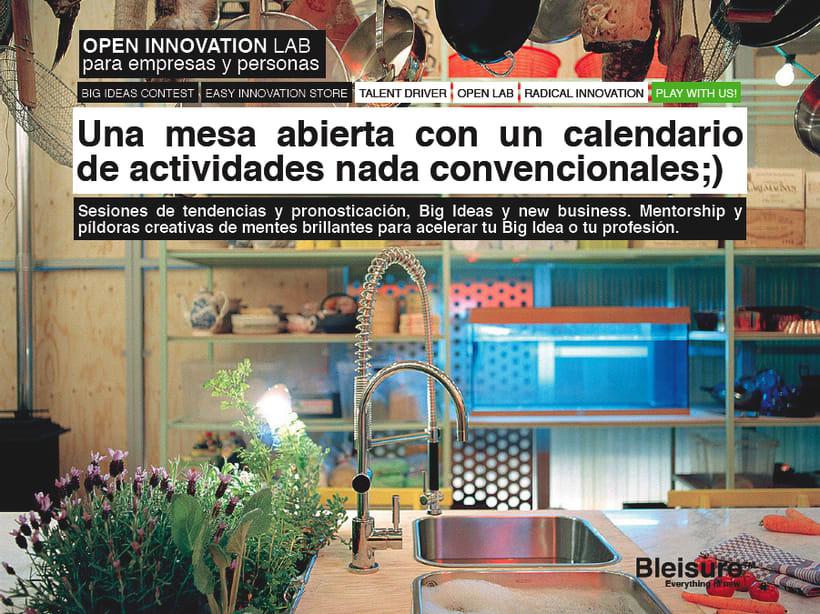 Open Innovation Lab 3