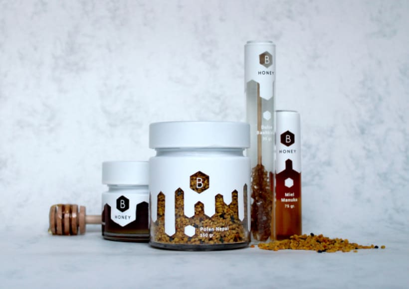 B Honey, packaging de mieles y sus derivados 10