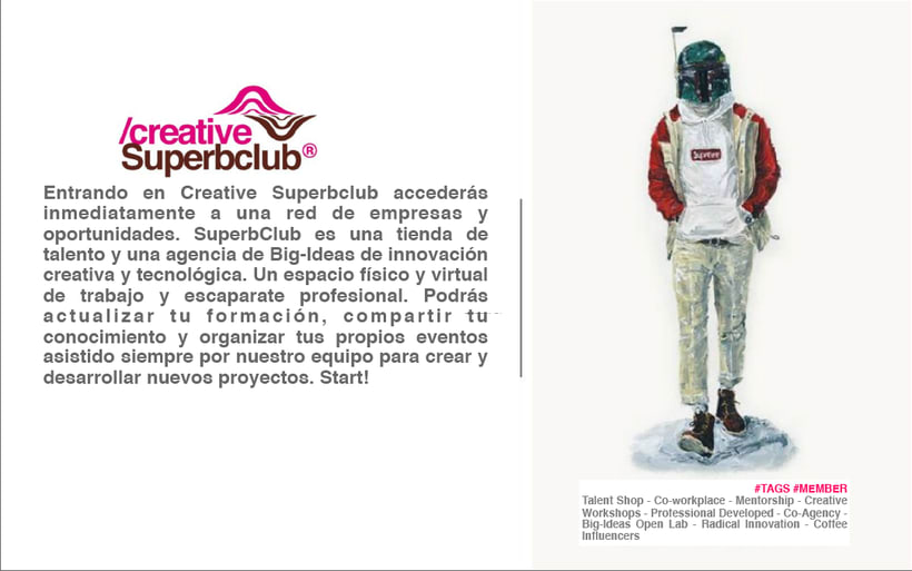 Creative superbclub 0