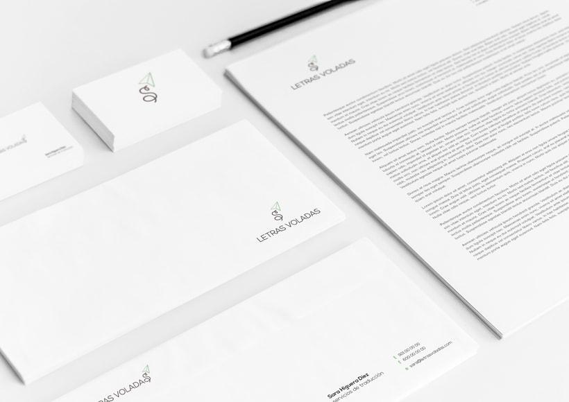 Letras Voladas | logo -1