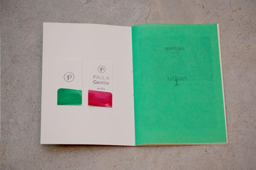 Identidad Visual PAULA Gentile | studio 7