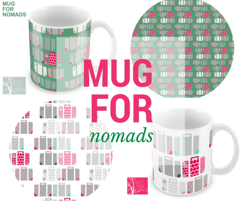 MUGS FOR NOMADS (UNA PLANTILLA VIAJERA) 0