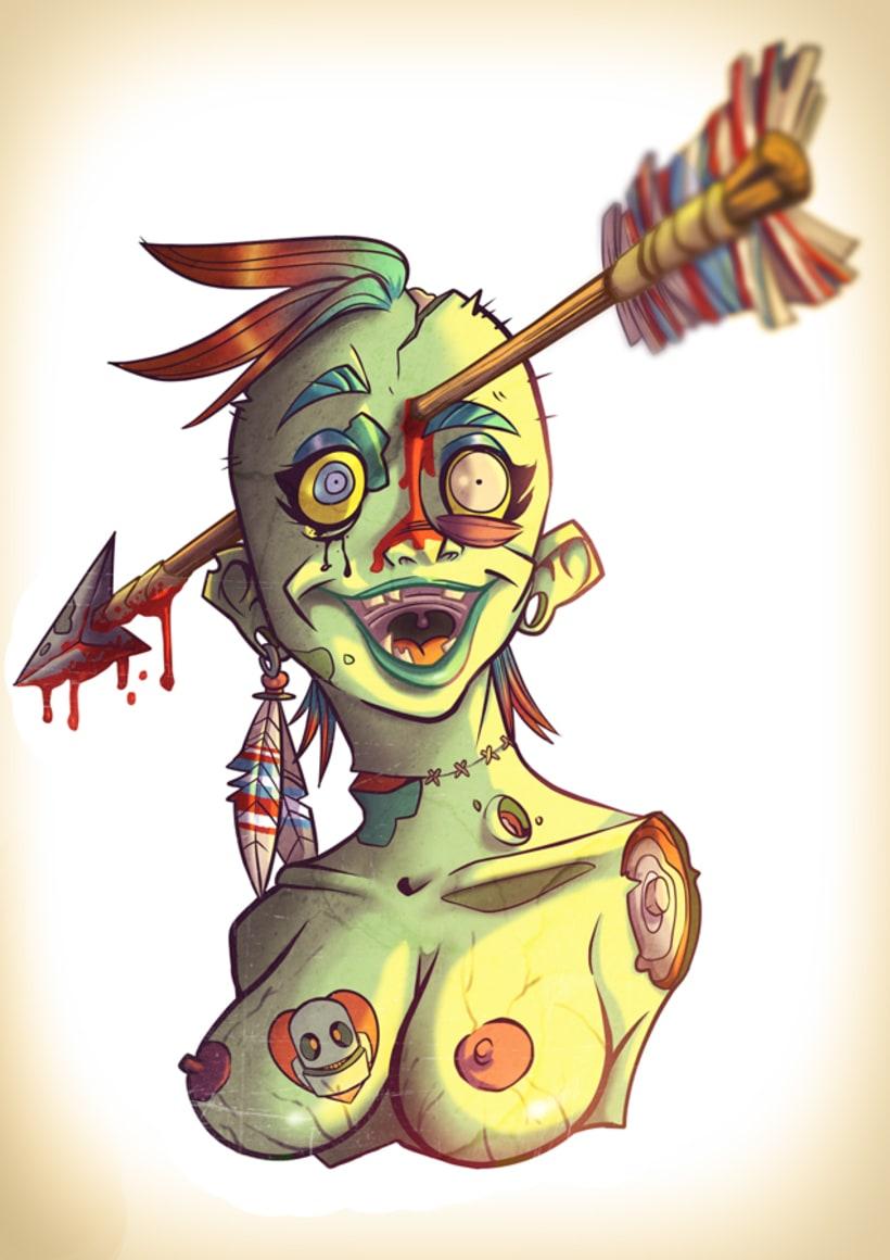 Zombie Punk!  5
