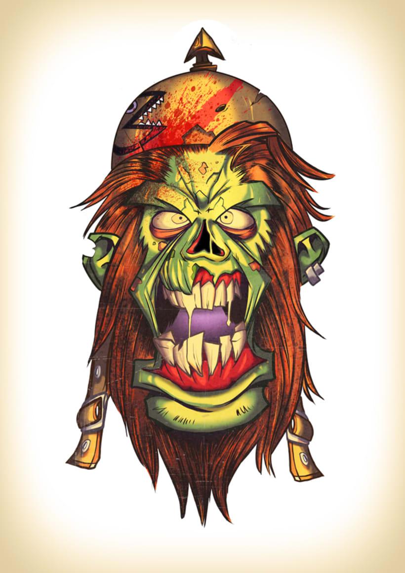 Zombie Punk!  7
