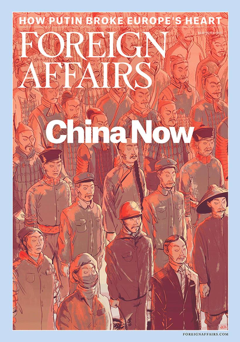 Foreign Affairs magazine 1