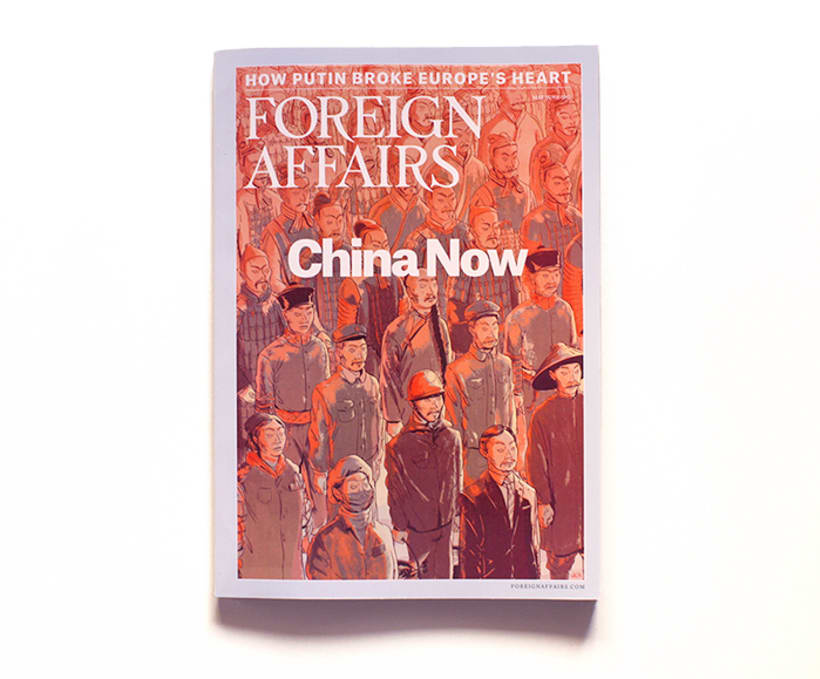 Foreign Affairs magazine 0