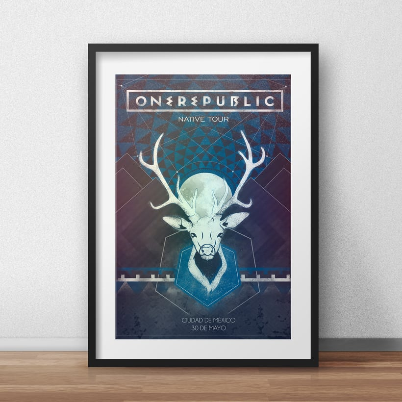 One Republic - Poster  1