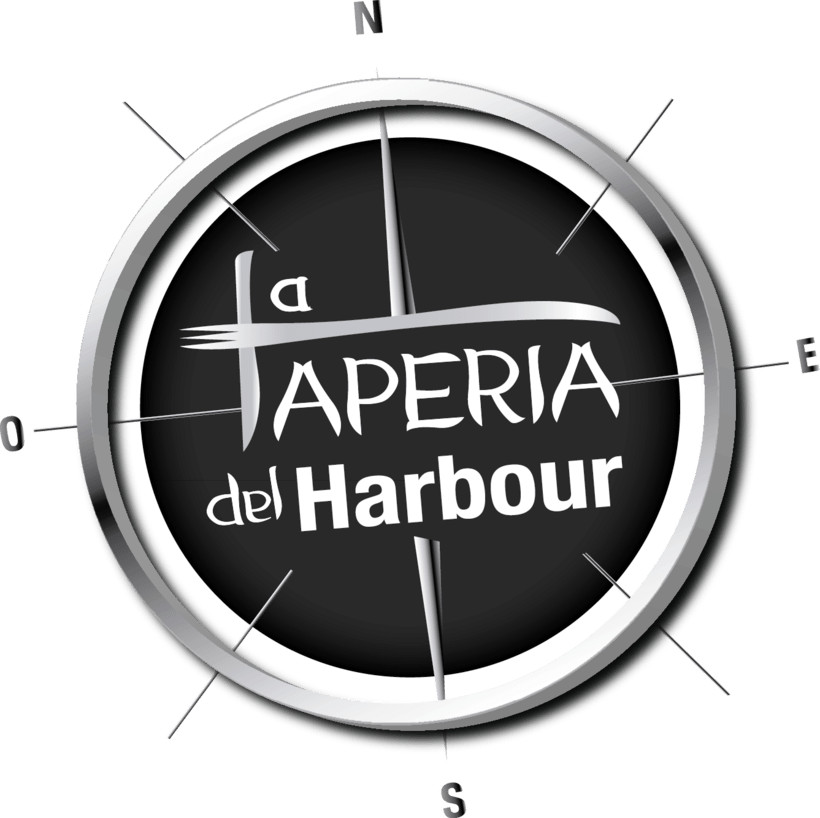 Isologotipo - La Tapería del Harbour 2