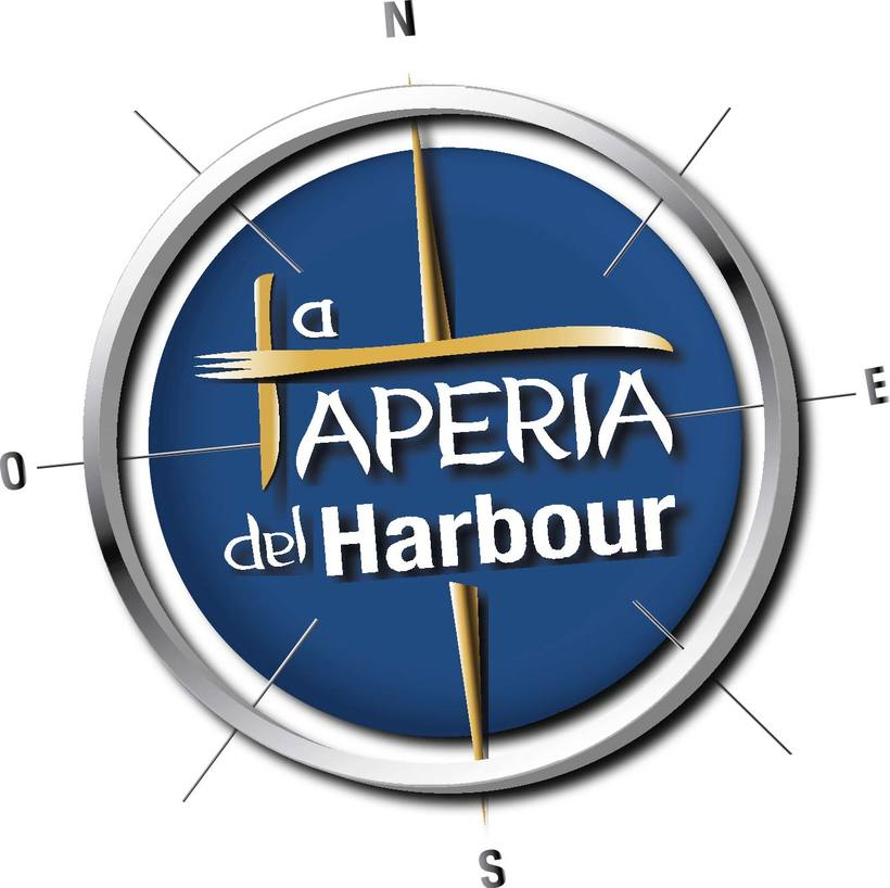 Isologotipo - La Tapería del Harbour 0