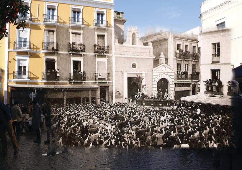 Retrofotografía de Sevilla 4