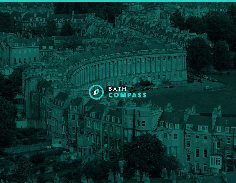 Bath Compass | Branding 4