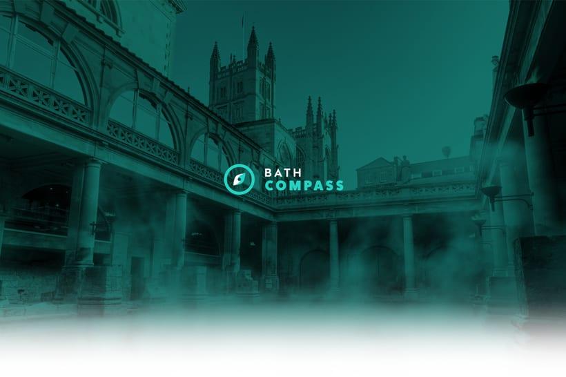 Bath Compass | Branding 0