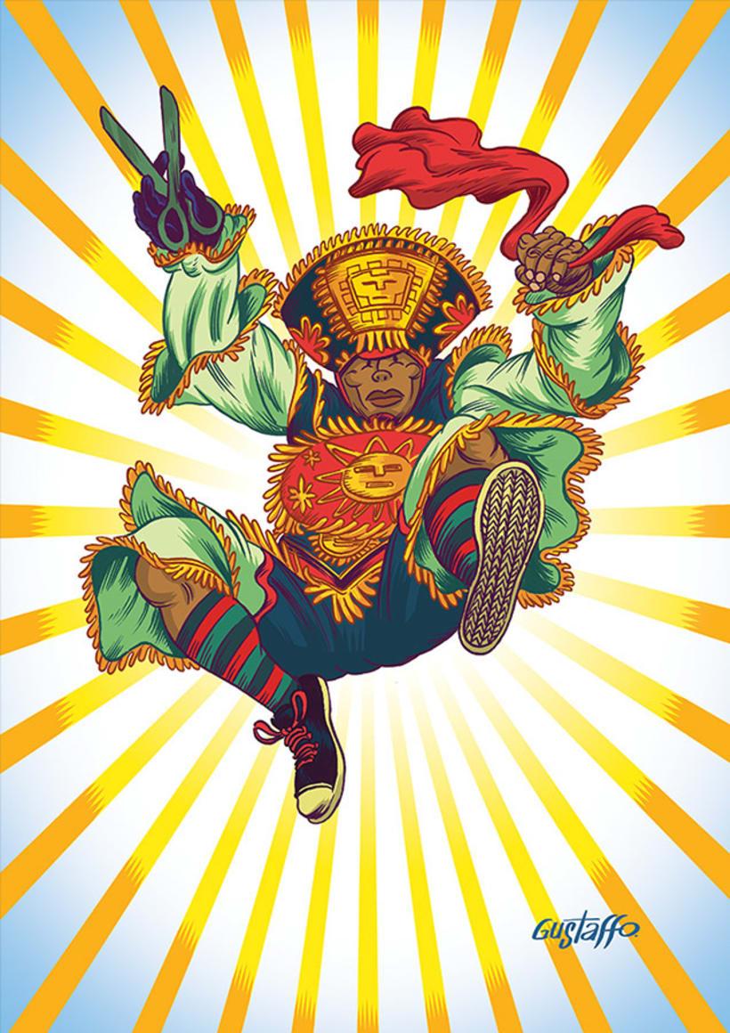 Danzas Folklóricas 1