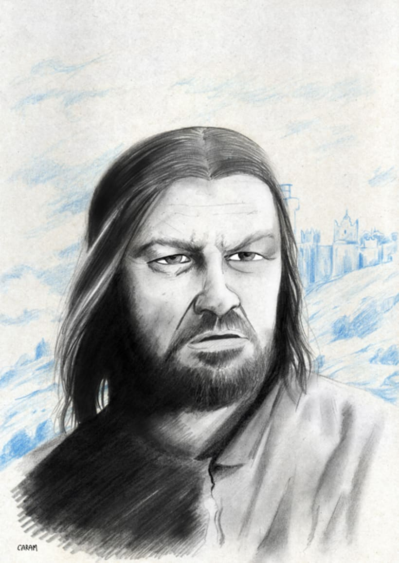 Game of Thrones Portraits 19